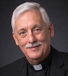 GC36 Portraits Fr. Arturo Sosa, of Venezuela, as Superior General of the Society of Jesus.