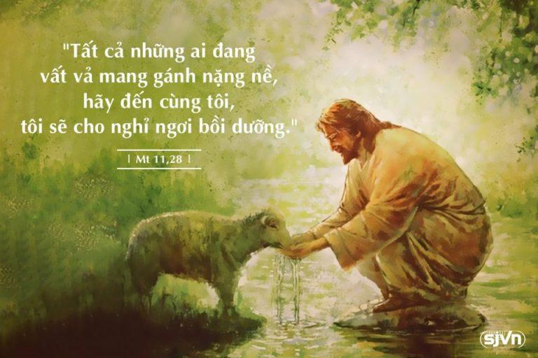 Cha xứ và con chiên